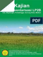 Kajian Hasil Inventarisasi LP2B. Kabupaten Majalengka, Purbalingga, G. Kidul, Madiun