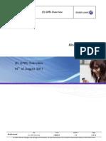 (E) GPRS Overview