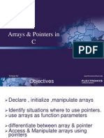 Arrays&Pointers
