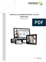 (4) Spontania Manual Usuario ES