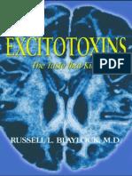 Excitotoxins - the taste that kills