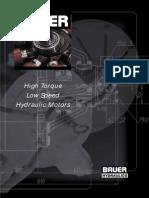 Hydraulic Motor Curve 1