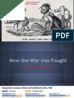 Notes - Civil War Military Organization
