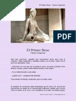 El Primer Beso - Clarice Lispector