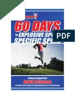 60 day speed training plan