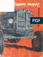 Fordson Super Major Owner's Manual
