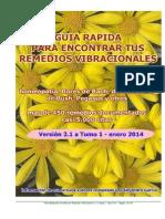Guía Vibracionales 2.1 a Tomo 1 muestra