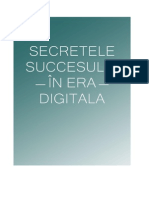 Secretele succesului in era digitala - копия