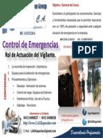 N7 Control de Emergencias-Vigilancia