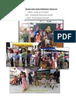 Laporan Persembahan Hari Guru Peringkat Sekolah