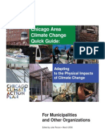Chicago Adapting to the Physical Impacts of Climate Change