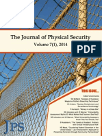 Journal of Physical Security 7(1)
