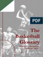 Glossário de Basquetebol (ing.-port.) (1. ed.)