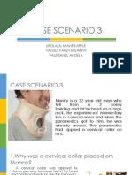 Case Scenario 3 Manny