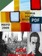 Teoria Socio-historica 2009