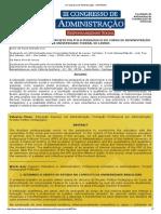 III Congresso de Administração - UNIFENAS