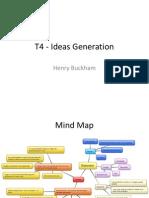 Task 4 - Ideas Generation
