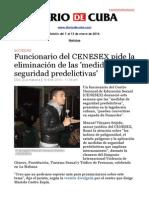 Boletín DDC | 13 de enero