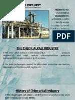 chlor-alkali industry