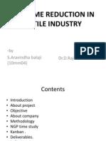leadtimereductionintextileindustry-120207225943-phpapp01