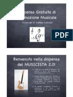 Promozione musicale