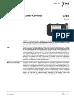 Siemens LFE1 Data Sheet