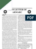 Sept 2009 Armarc News Letter