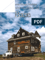 Saskatchewan Heritage Foundation Conservation Series Bulletins