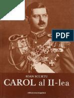 Carol al II-lea (I.Scurtu; ed.Enciclopedică 2004)