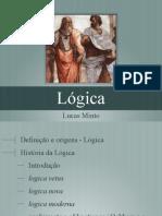História da Lógica