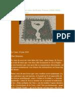Guenon Correspondance Avec Goffredo Pistoni