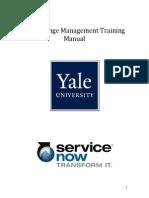 ServiceNow Change Management v0.3