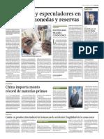 Emergentes y especuladores en pugna por monedas y reservas_Gestión_13-02-2014_página 18