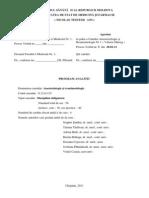 3.1 Program Analitic ANEST-REANIM Rom