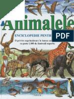 Carti Animalele Enciclopedie.pentru.copii Ed.flamingo.