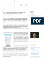 New Book From Salzman Examines Our Relationship With Drinking Water _ Duke University School of Law