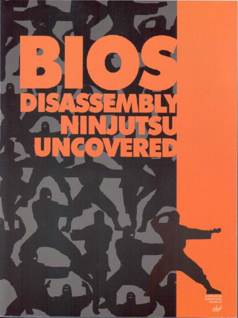 6ceb8850c288 BIOS Disassembly Ninjutsu Uncovered   Bios   Computer Data