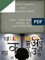 Iilleteracy in India