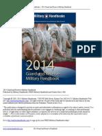 Guard and Reserve Handbook - 2014