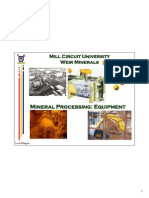 6.- Mineral Processing Equipment MCU 2011 Luis Magne