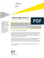Federal budget 2014–15