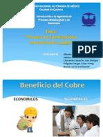 Conmunicion y Concentracion Cobre (1)