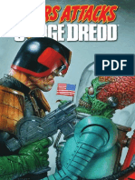 Mars Attacks Judge Dredd Preview