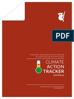 Australia - Climate Action Tracker (2011)