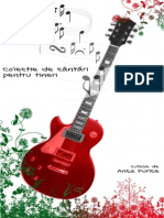Cantari Crestine Acorduri Chitara