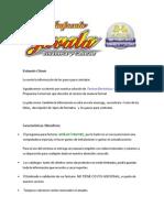 Información de Factura Electrónica