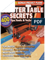 Router Table Secrets