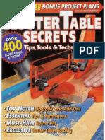 Router Table Secrets