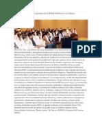 04/02/14 quadratin Recibe SSO a 112 médicos pasantes de la UNAM