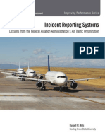 Incident Reporting Systems Summary